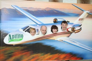 тантамареска-самолет